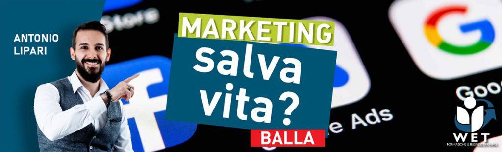 La grande balla del marketing salva-vita - Accademia del Professionista