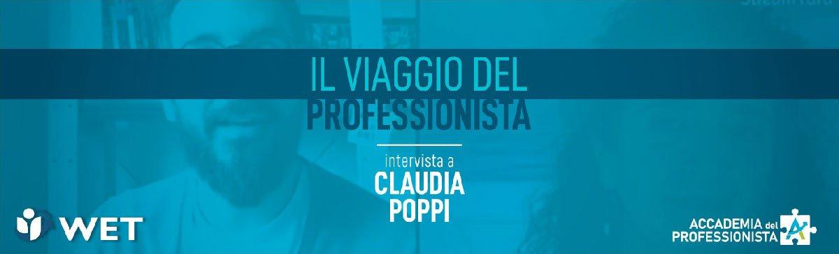 Intervista a Claudia Poppi - Accademia del Professionista
