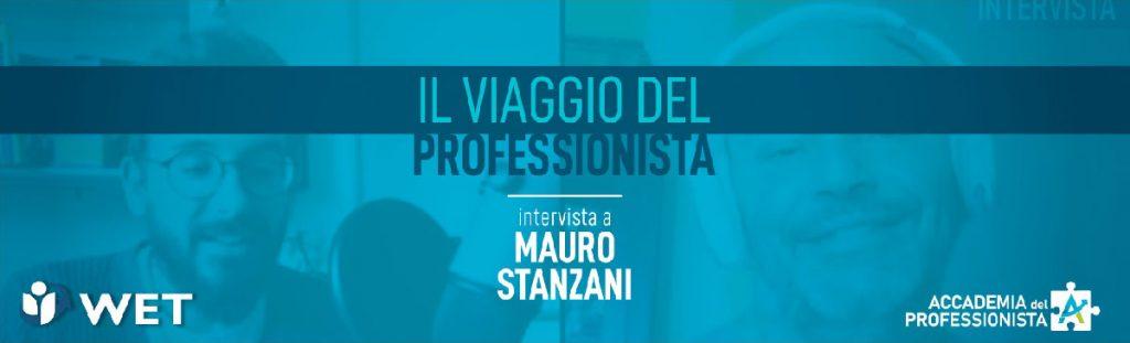Intervista a Mauro Stanzani - Accademia del Professionista