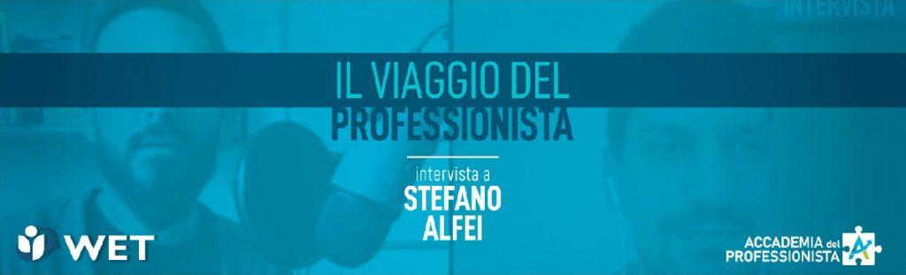 Intervista a Stefano Alfei - Accademia del Professionista