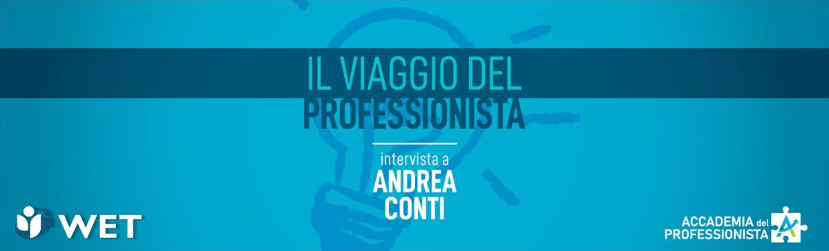 Intervista a Andrea Conti - Accademia del Professionista