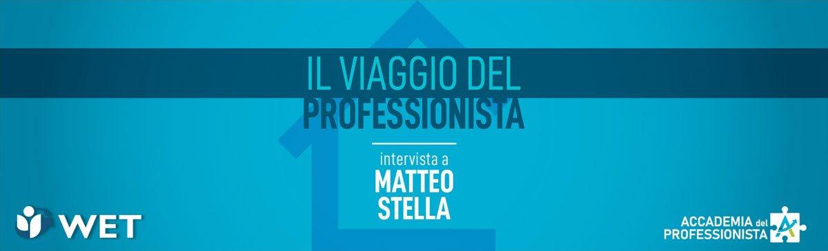 Intervista a Matteo Stella - Accademia del Professionista