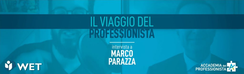 Intervista a Marco Parazza - Accademia del Professionista