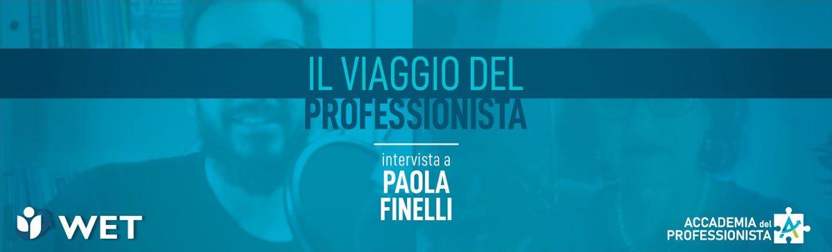 Intervista a Paola Finelli - Accademia del Professionista