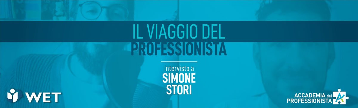 Intervista a Simone Stori - Accademia del Professionista
