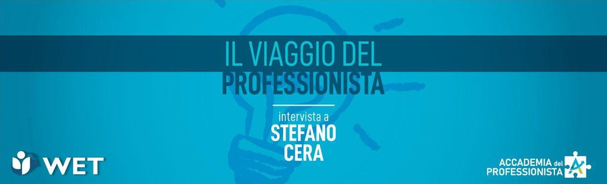 Intervista a Stefano Cera - Accademia del Professionista