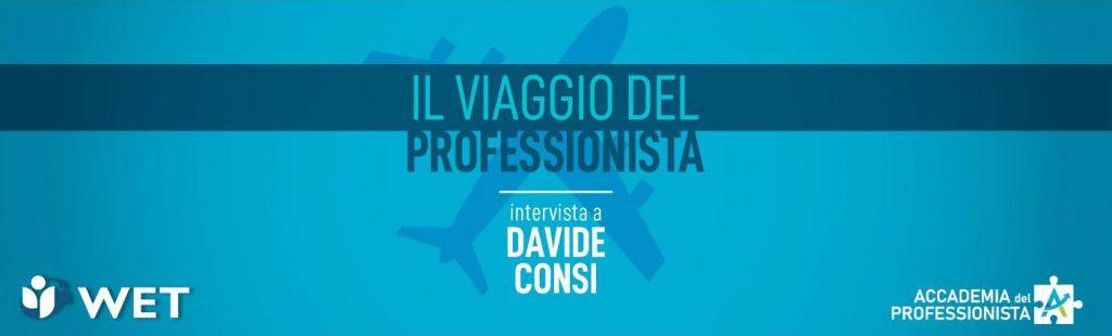 Intervista a Davide Consiglieri - Accademia del Professionista