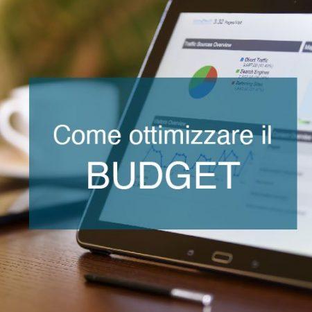 Come Ottimizzare il Budget - Accademia del Professionista
